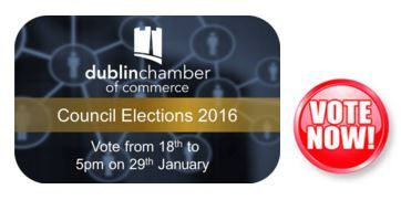 Dublin Chamber of Commerce – meet the BON @DubCham Council Candidates