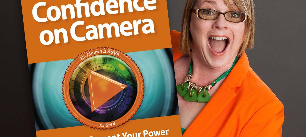 The Friday 15min Video Blab – come chat #ConfidenceonCamera to #buildyourbiz