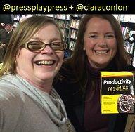 12. Why Productivity can help your videos? Lottie Hearn + @CiaraConlon
