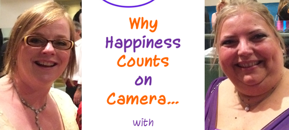 15. Take 2: Why Happiness Counts on Camera w Lottie + Frederika Roberts