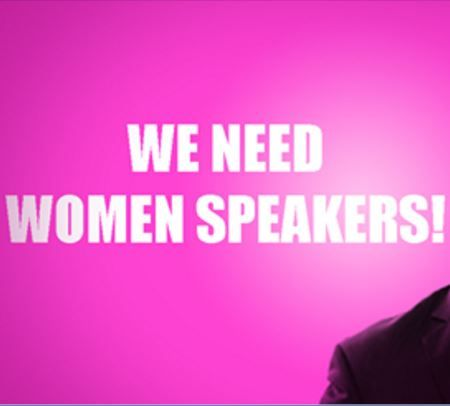 22. Women Speakers JTFoxx? Let's find them on camera!